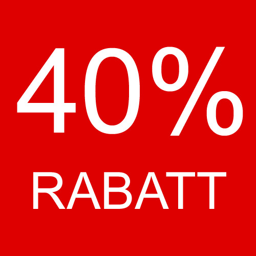 40 percent rabatt for Boden 20 rabatt